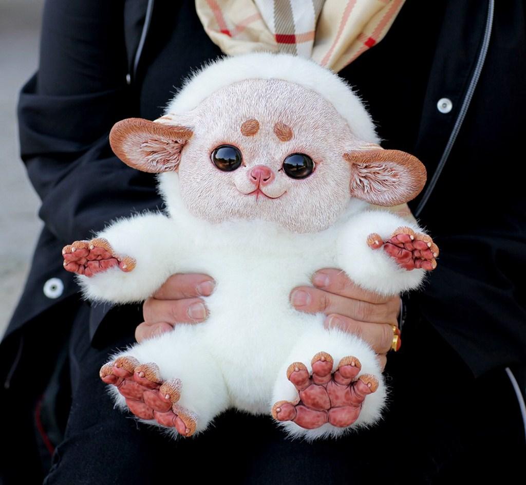 Необычные игрушки своими руками фото