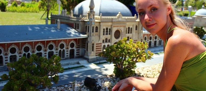 Вся Турция в миниатюре — мой репортаж об уникальных памятниках!